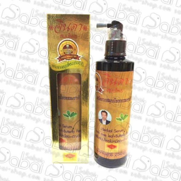Сыворотка бальзам Джинда от выпадения волос (Jinda Hair Serum) 250 мл. 8857106890040 купить в Красноярске