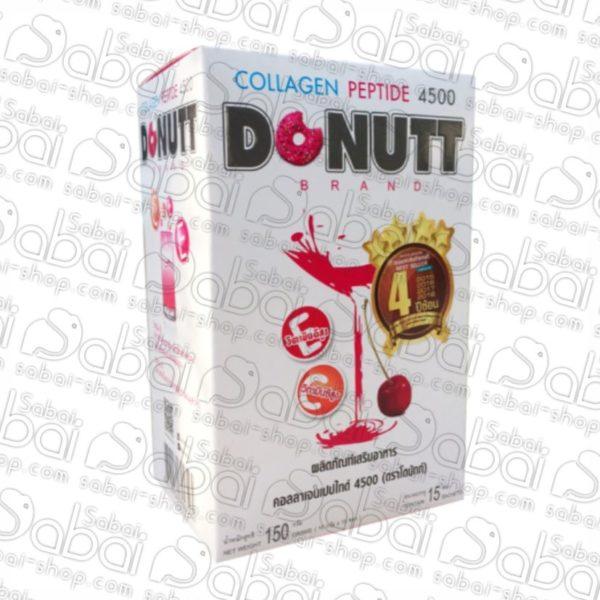Donutt Collagen Peptide 4500 в Красноярске 8858934700594