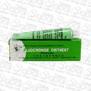 """Мазь """"Fluocinonide ointment"""" 8858860100239 купить в Красноярске."""