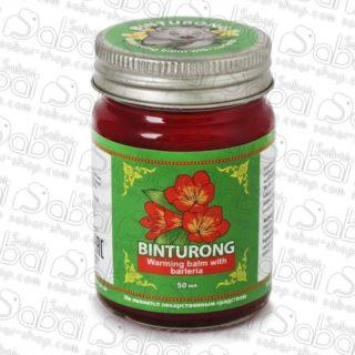 купить Binturong Warming Balm with Barleria Бальзам с экстрактом Барлерии купить в Краснярске 8859146431313