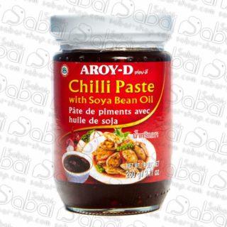 Паста чили с соевым маслом купить в Красноярске 016229913335