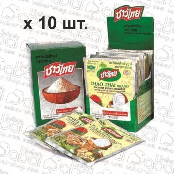 Coconut Cream Chao Thai 60 gr купить