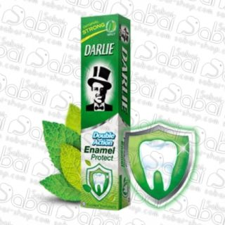 Darlie Double Action Enamel Protect Fluoride Toothpaste купить в Красноярске произведено в Таиланде.