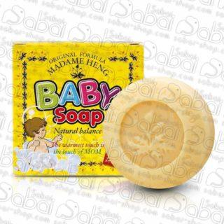 Baby soap Natural balance Madame Heng произведено в Таиланде. купить в Красноярске 8853502013731