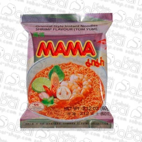 Лапша быстрого приготовления из Таиланда мама купить в Красноярске