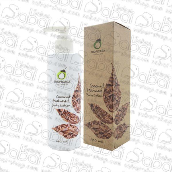 Купить Лосьон для тела на основе кокосового масла Tropicana Coconut Mahaad Body Lotion в Красноярске 8858849116008