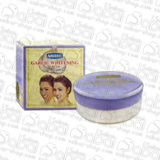 Отбеливающий крем с экстрактом чеснока Argussy (Garlic Whitening Cream) купить в Красноярске 8853976001838