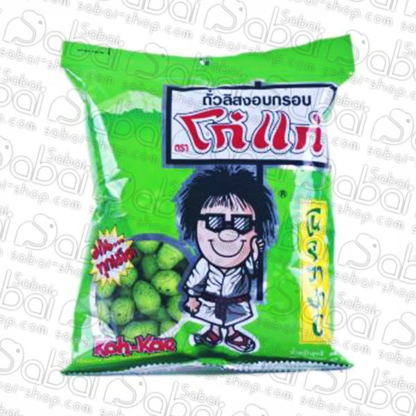 Арахис в глазури Koh Kae со вкусом Нори и Васаби 80гр. 8852023666211