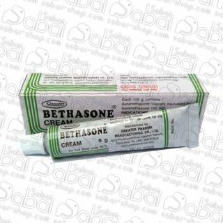 BETHASONE CREAM 5 gm Крем Бетазон купить в Красноярске 8852294706050