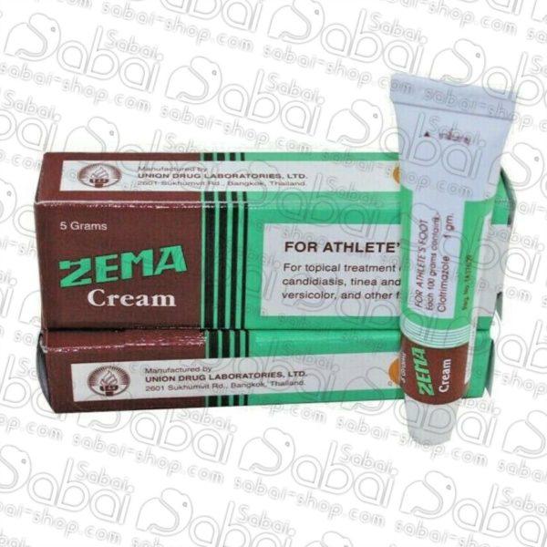 Крем зема Zema Cream 5 gr купить в Красноярске, доставка
