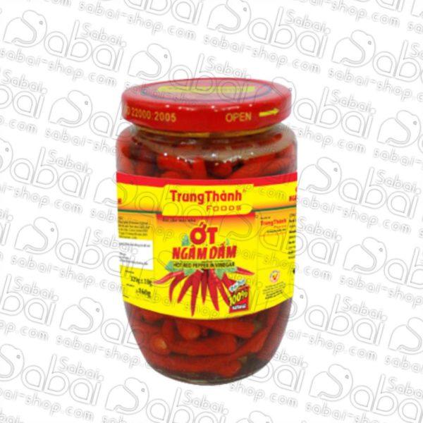 Купить острый маринованный перец из Вьетнама 8934752030188