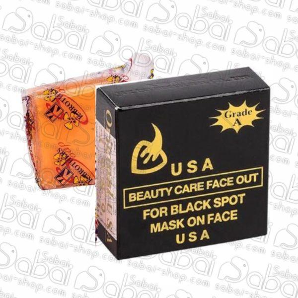 Мыло สบู่หอมเค บราเทอร์ 50 กรัม Натуральное мыло от черных точек 50г / U.S.A Beauty care face out 50g К.Brothers 8853252008957 10-1-6100042713 купить в Красноярске, доставка тайских товаров по всей России.