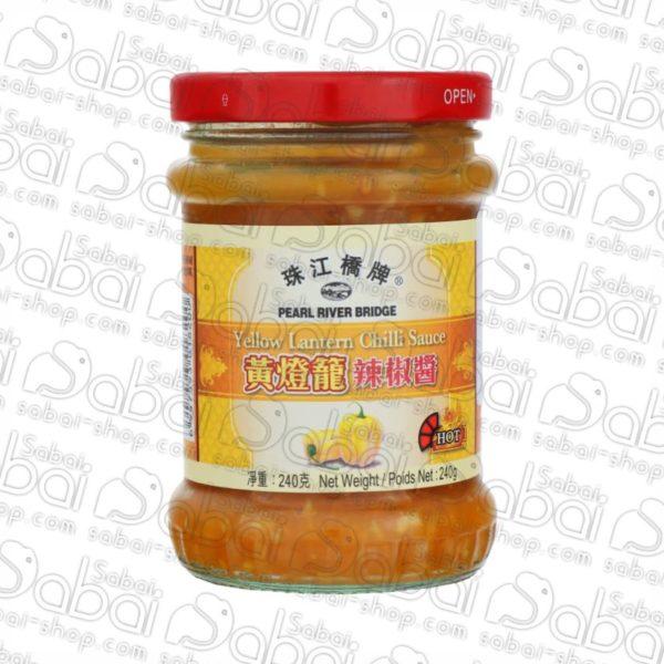 6947593018200 Острый соус из Хайнаньского желтого перца 240 гр.купить Красноярск