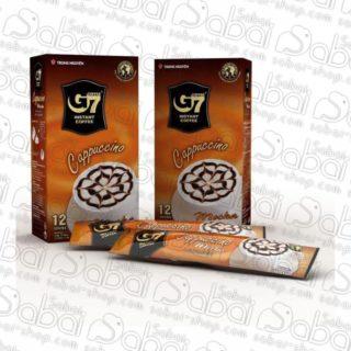 Кофе растворимый Cappuccino Mocha G7 12 пакетиков.