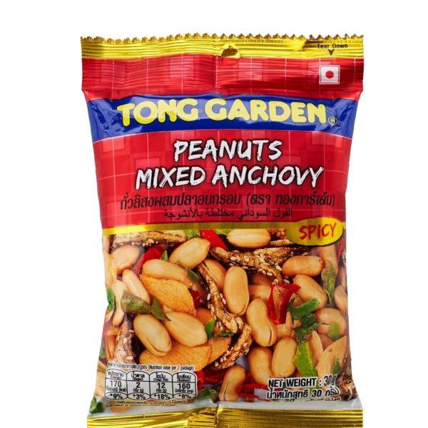 Смесь арахис с анчоусом 8850291102455 Купить в красноярске